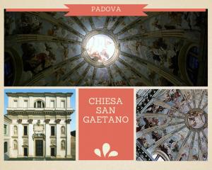 chiesa san gaetano Padova