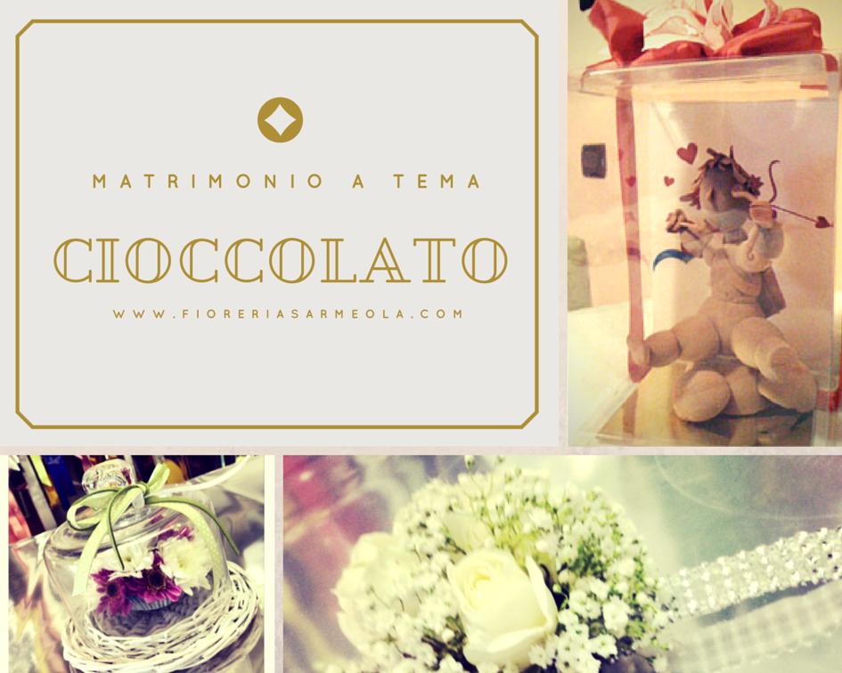 Matrimonio Tema Cioccolato : Sposi archives idee fiorite