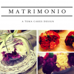 Matrimonio a tema cake design