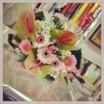 I prodotti di oggi: bouquet per nascita bimbo o bimba