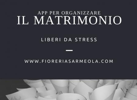 App per organizzare il matrimonio