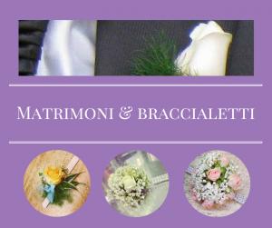 Come indossare un braccialetto di fiori ad un Matrimonio