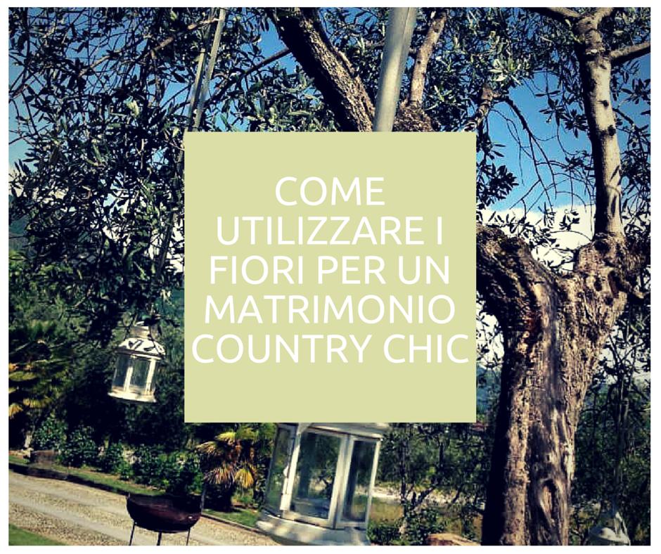 Musica Per Matrimonio Country Chic : Come utilizzare i fiori per un matrimonio country chic