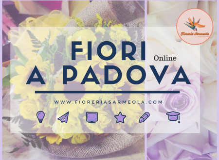 Come acquistare fiori online a Padova