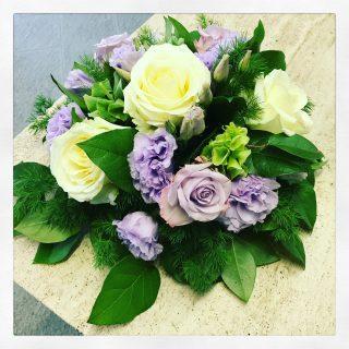 Centrotavola matrimonio color lilla
