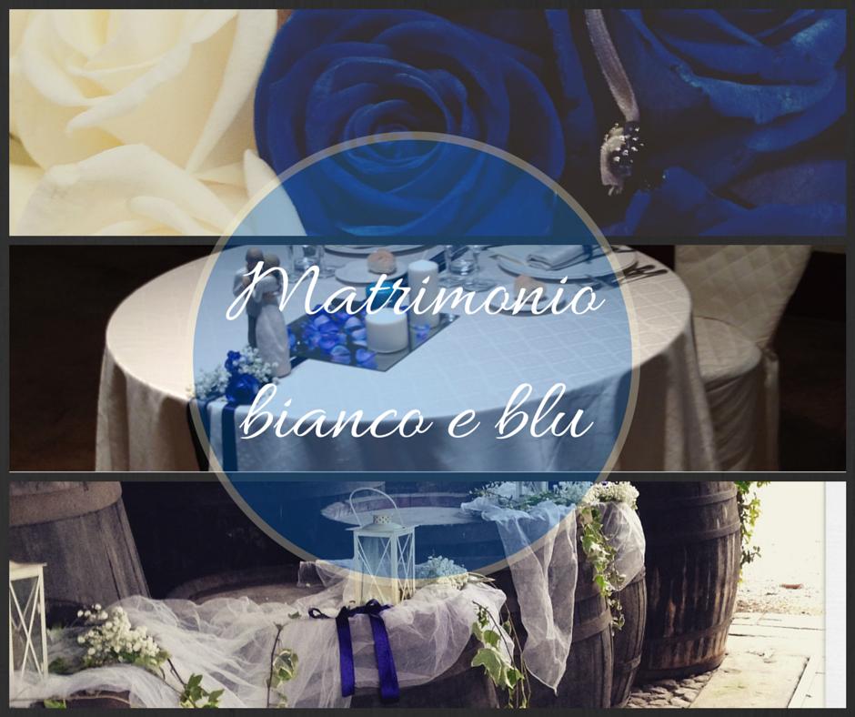 Matrimonio Tema Blu E Bianco : Matrimonio bianco e blu