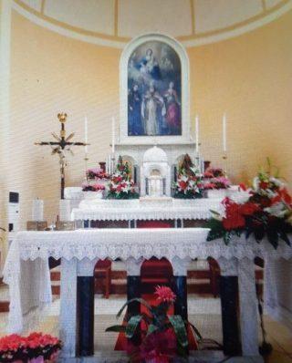 cresima a Villaguattera Padova