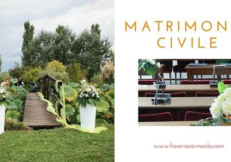 Matrimonio Civile