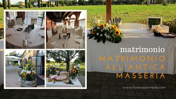 Matrimonio all'Antica Masseria
