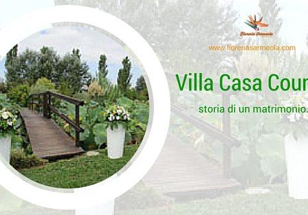 Matrimonio a Villa Casa Country a Bovolenta