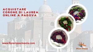 Acquistare corone di laurea online a Padova