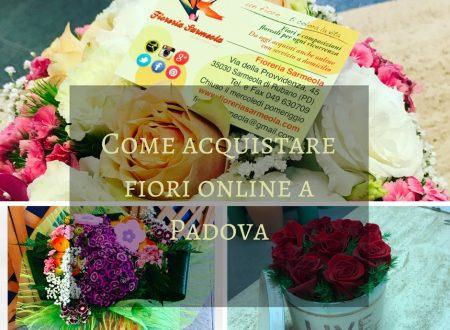 Black Friday: come acquistare fiori online a Padova