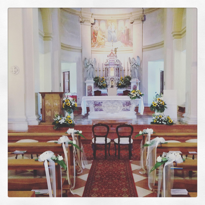 Girasoli Chiesa Per Matrimonio : Matrimonio con girasoli