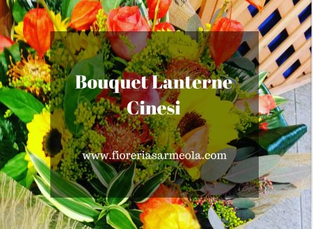 Bouquet Lanterne Cinesi