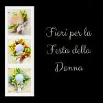 Fiori per la Festa della Donna a Padova