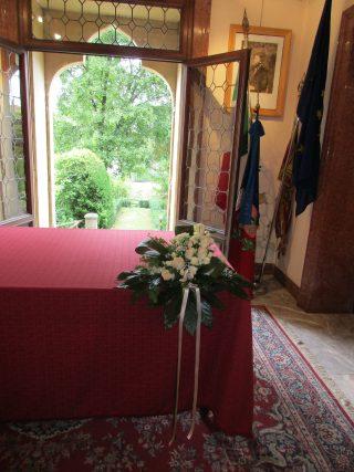 castello di Peraga a Vigonza - matrimonio civile