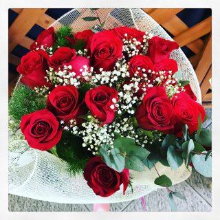 Rose rosse online a Padova