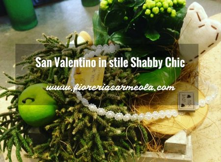 San Valentino in stile Shabby Chic
