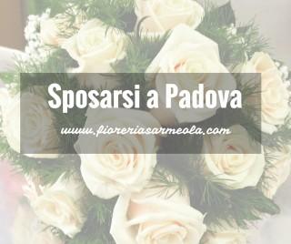 Sposarsi a Padova