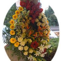 corona per funerali