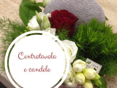 5 idee di centrotavola con candele