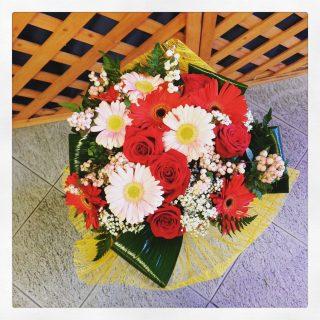 fiori acquistati online e consegnati a Padova