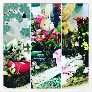 Coniglietti e Uova Pasquali
