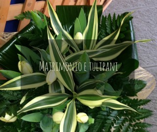 Matrimonio e tulipani