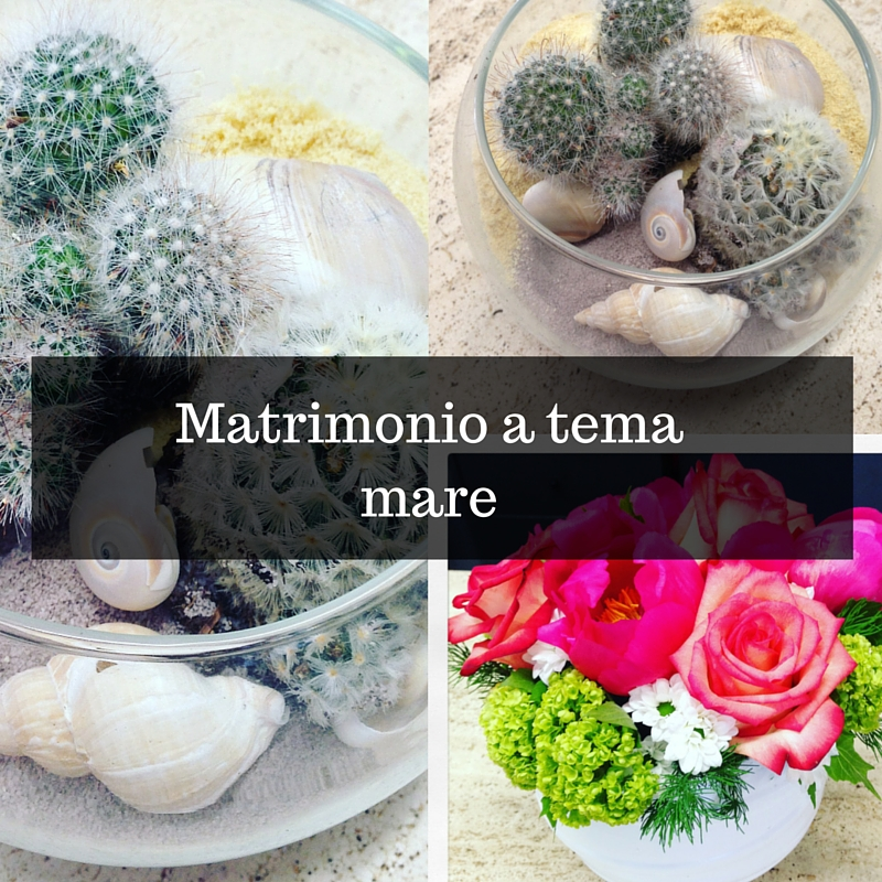 Matrimonio Tema Mare : Matrimonio a tema mare idee fiorite