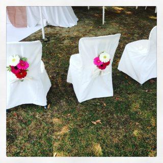 matrimonio civile a Villa Tevere