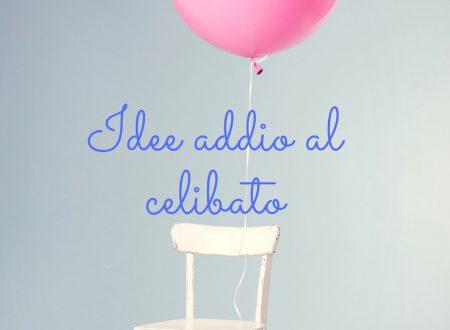Idee addio al celibato archives idee fiorite - Scherzi addio al celibato idee ...