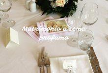 Matrimonio a tema profumo