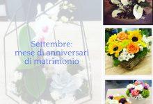 Settembre: mese di anniversari di matrimonio