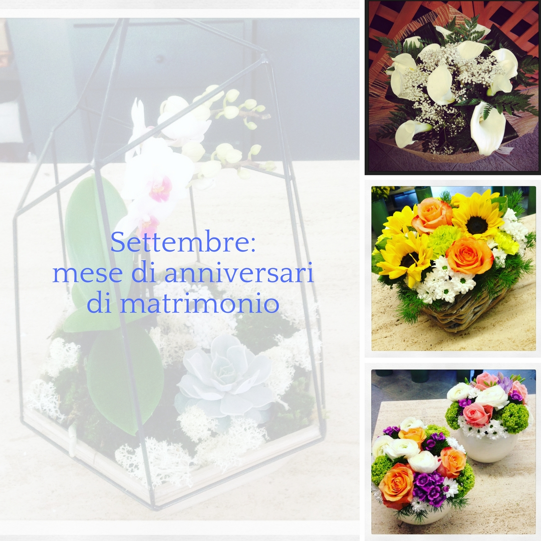 Anniversario Matrimonio Un Mese.Settembre Mese Di Anniversari Di Matrimonio Cosa Regalare