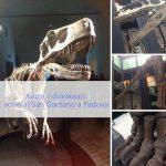 Aiuto, i dinosauri sono al San Gaetano a Padova.