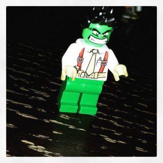 Lo sposo in stile Lego
