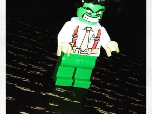 Matrimonio a Tema Lego