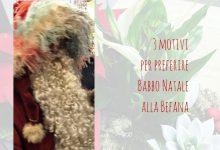3 motivi per preferire Babbo Natale alla Befana o viceversa