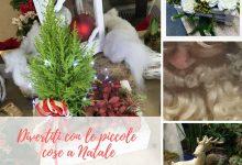 Divertiti con le piccole cose a Natale
