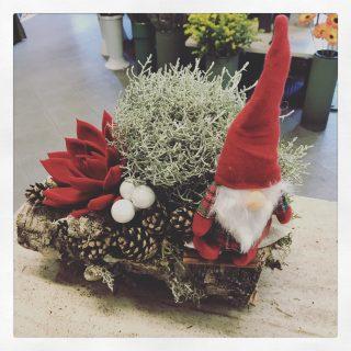centrotavola Santa Claus