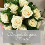 Bouquet da sposa naturali