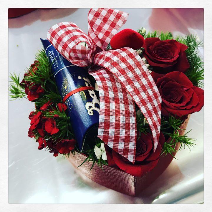 Rose e Baci Perugina