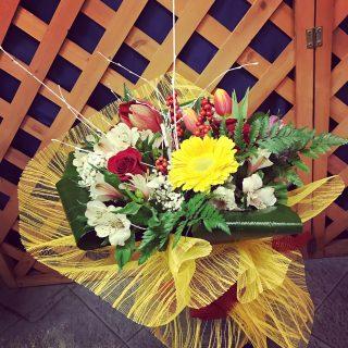 Bouquet Arlecchino