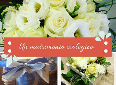 Un matrimonio ecologico