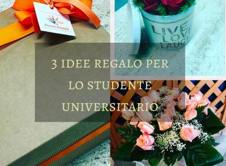 3 idee regalo per lo studente universitario