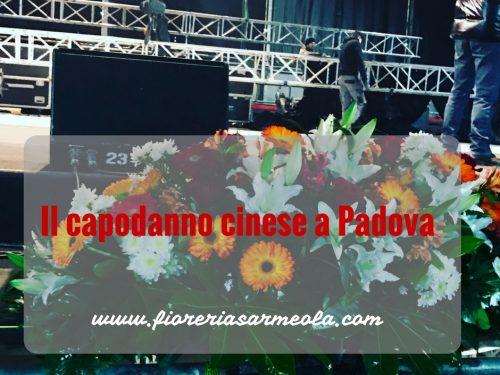 Il capodanno cinese a Padova