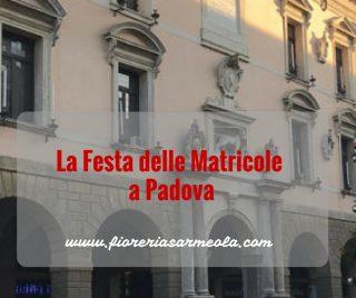 La Festa delle Matricole a Padova