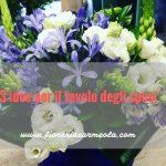 3 idee per il tavolo degli sposi