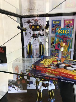 Modellismo Robot Be comics