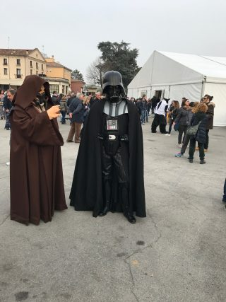 Cosplay Star Wars